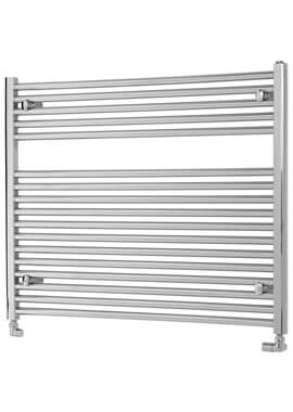 Related Towelrads Pisa 1000mm Wide Horizontal Towel Rail - More Heights Available