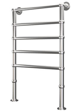 Related Radox Edwardian 700mm x 1000mm Floor Mounted Traditional Towel Rail