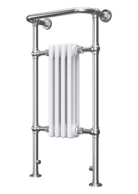 Related Radox Taurus Columbine 965mm Height Traditional Towel Rail
