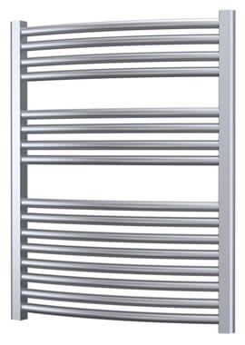 Related Radox Premier Curved 800mm Height Towel Rail White