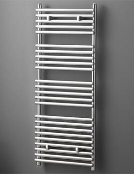 Related Towelrads Iridio 400 x 500mm White Towel Rail