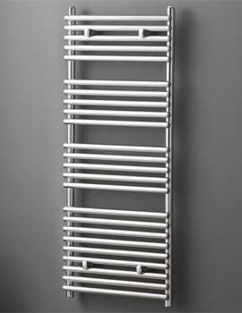 Related Towelrads Iridio 400 x 500mm Anthracite Towel Rail