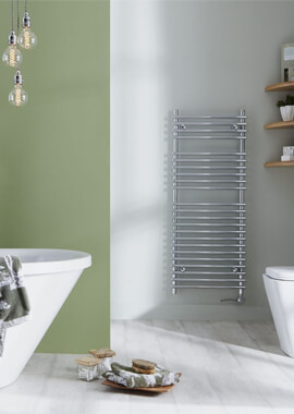 Related Towelrads Iridio 500 x 1200mm Electric Towel Radiator