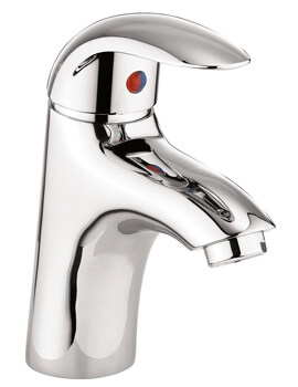 Related Adora Sky Monobloc Basin Mixer Tap With Pop-Up Waste